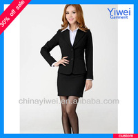 Ladies corporate uniform design