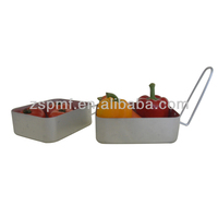 Newest design hot-selling aluminum sauce pan milk pan