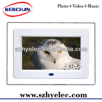 "7"" GIF Flash Digital Picture Frame"