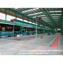Customized city bus automatic assembly production lines