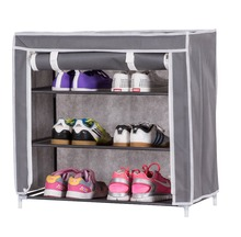 3 tiers shoe cabinet and storage
