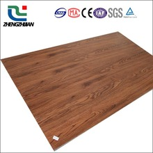 Waterproof wooden and carpet and Europe certificate click lock vinyl plank flooring