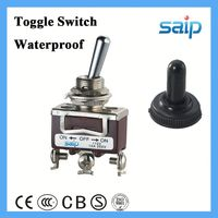 3P waterproof toggle switch 2-way guitar toggle switches otto switches grip joy stick