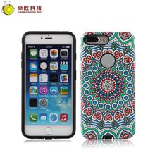 New 2017 hot cell phone cases for iphone 8 elegant korean,for iphone 8 case pc soft tpu print plastic shockproof