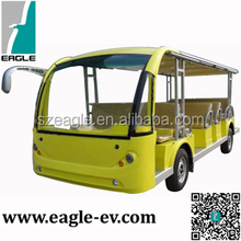 Electric car, Mini school Bus for sale, 72V, 23 seats, EG6230K