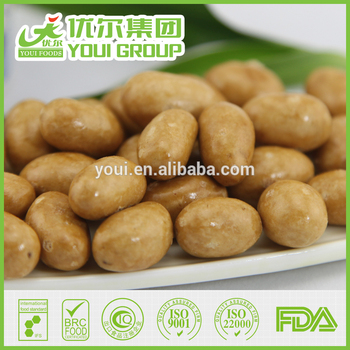High quality certificate avaliable peanuts exporter