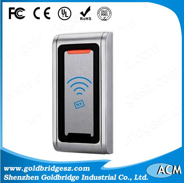 IP68 RFID Card Waterproof Metal Case Reader Without Keypad