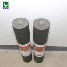 Self-adhesive sbs modified bitumen waterproofing membrane rubber roofing material