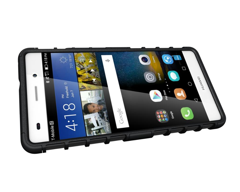 OEM Factory Protector Combo Case Cover For Huawei P9 Lite