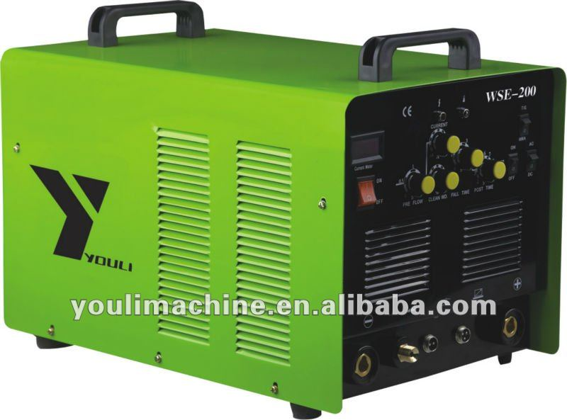 Inverter AC/DC TIG Welding Machine--WSE 200