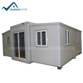 Environmental protection energy efficient prefab portable building house