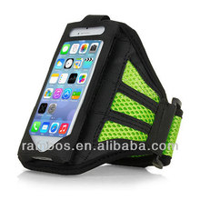 Washable Sports Arm Belt Phone Case for iPhone 4 4s