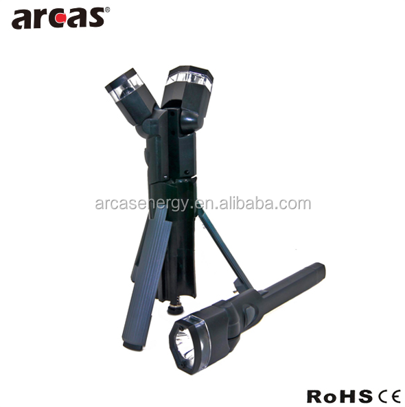3 in 1 flashlight or torch used in Emergency or for car using selling in Italy