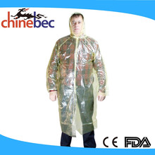 Wholesale Waterproof Full Length Raincoat/Poncho Motorcycle