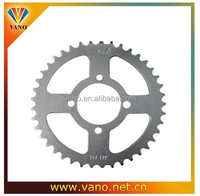 wholesale bajaj motorcycle parts motorcycle bajaj discover chain sprocket