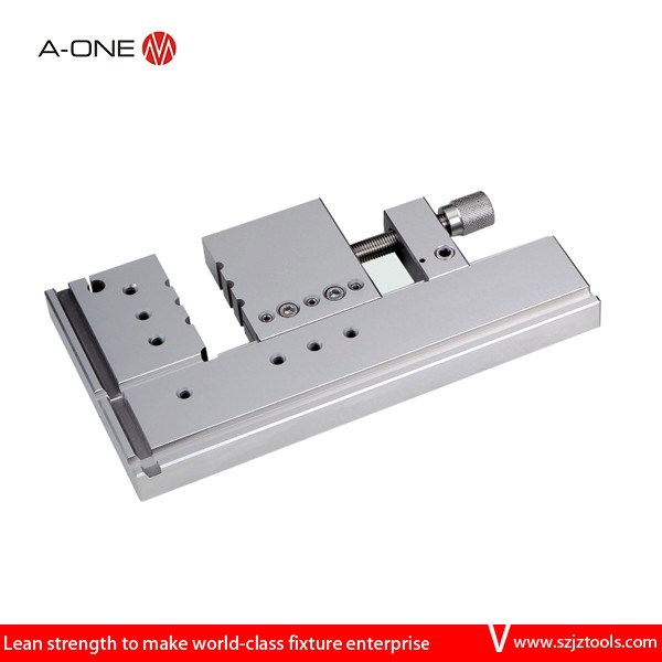 A-ONE wire cut edm manual walking wire clamp vice