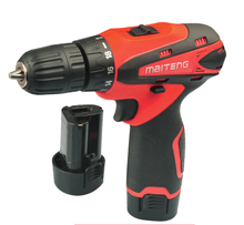 Power Tool China Manufacturing Company 16V Li-ion Cordless Drill with cordless drill battery