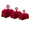 Unisex Canvas Sports Trolley Messager Duffle