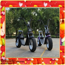Harley Electric Car E Scooters Electric Bike Motorcycle 1200W e bike Wide Tires Powerful Motor Cycle led light