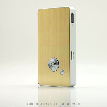 Hot sell cheapest led mini pocket projector for iphone 5 for Pocket projector for iphone 5