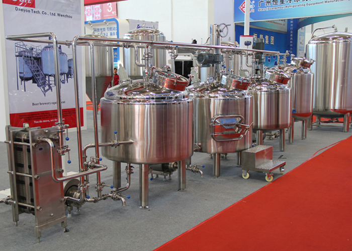 500L OEM Commercial Craft Brewery Beer Set Price