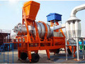 40T/H Mobile Asphalt Batching Plant /Asphalt Supply