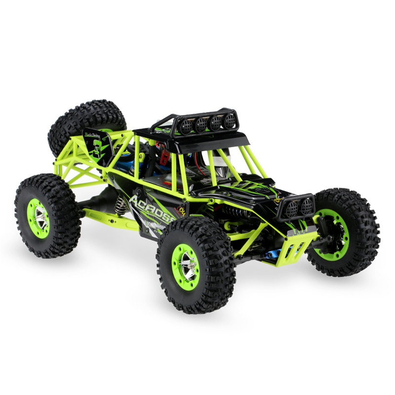 Wltoys 12428 1/12 2.4G Electric 4WD Climbing <strong>car</strong> RTR 50 km/<strong>h</strong> rc <strong>car</strong> Toys electric Child