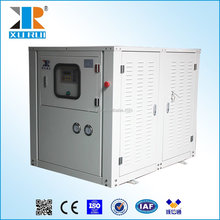 industrial plastic chiller air cooled screw chiller for blow molding machine