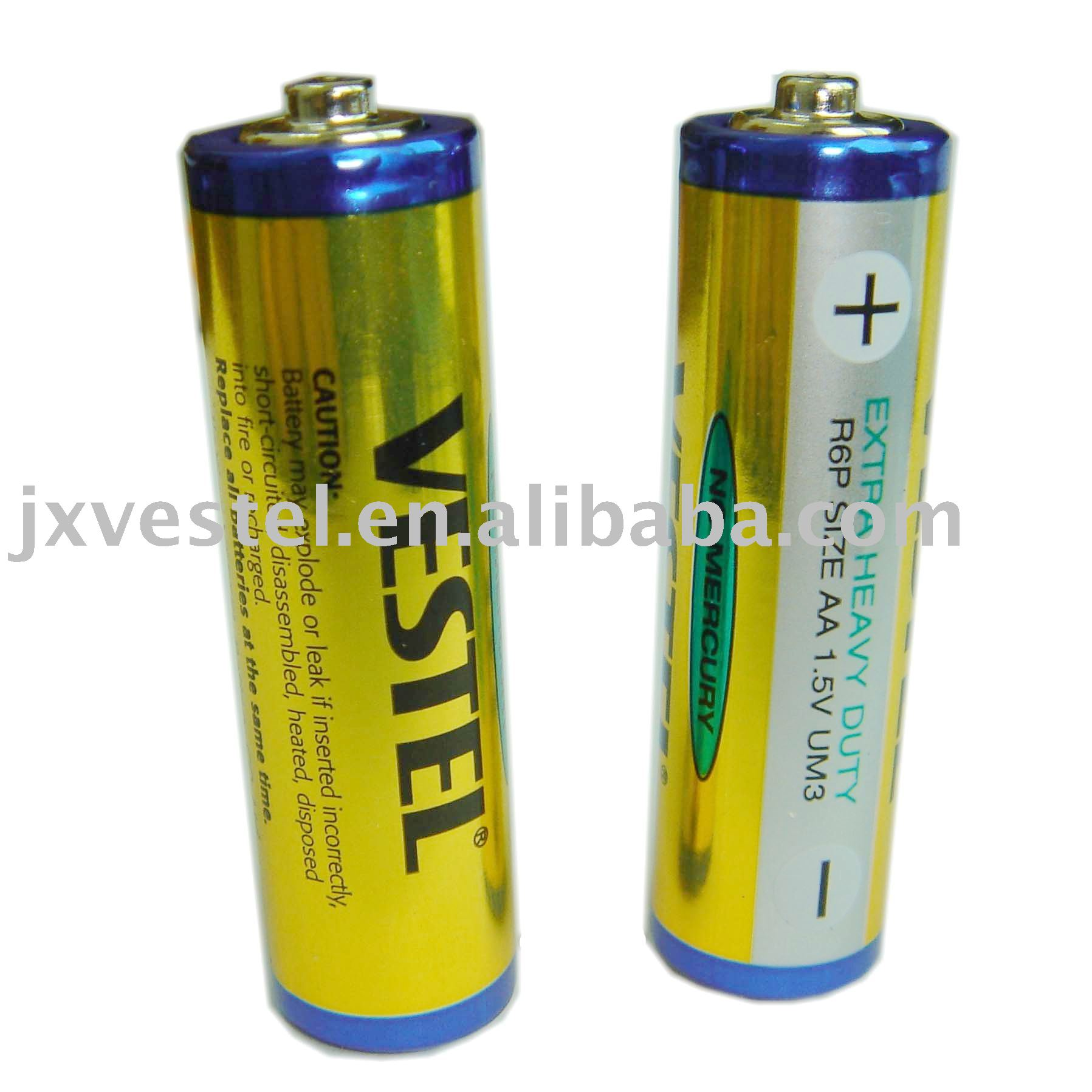 carbon battery AA