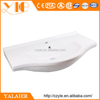 Made in china functional 920*510*200 ceramic sink for barber