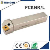 Nicecutt ISO External Turning Holder P-Type PCKNR/L Quick Change Tool for Tunsten Carbide insert CNMG1204