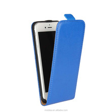 "11 Colors !For Iphone 7 Case Flip 4.7"" Leather Protective Phone Cover For Iphone 7 Open Down and Up Phone Case Cover"