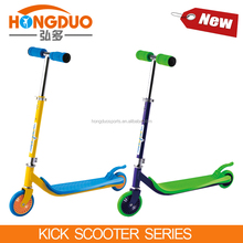 Outdoor kids kick bike 2 wheels scooter for children
