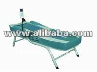 Acupressure & kneading thermal massage beds