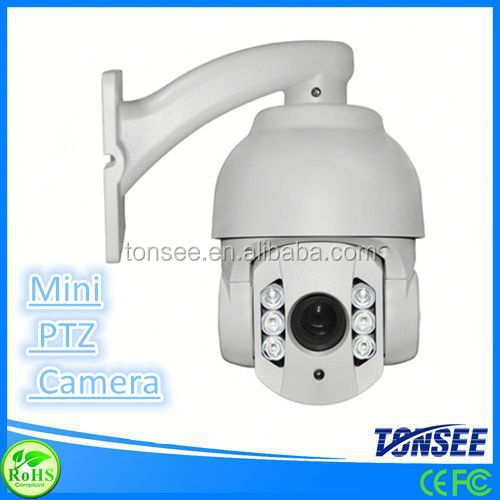 MINI IP HD IR High Speed Dome Camera 50-60M everfocus dome camera