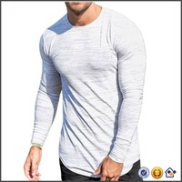 KY Wholesale Men Crew Neck Long