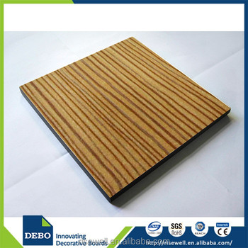 HPL decorative hpl-compact compact laminate board for outdoors