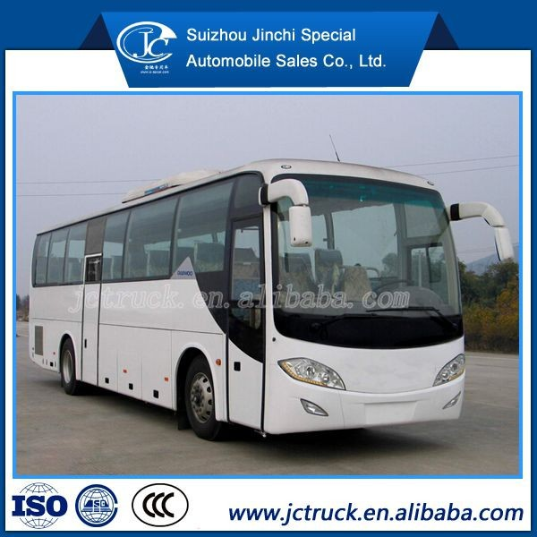 used bus sale/bus size 45seat passenger bus