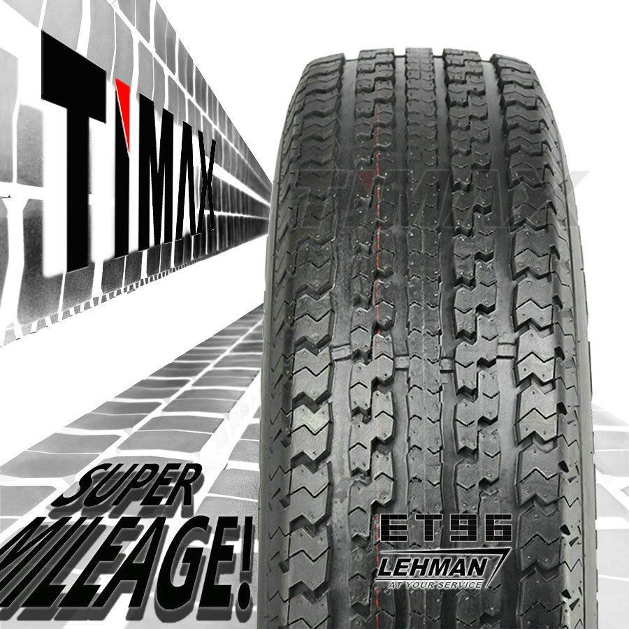 180,000 kms TIMAX Chinese Cheap ST Trailer Car Tire 235/80R16, ST235/80R16, 235 80 16
