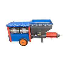 Wall Cement Spray Plastering Machines/Dependable Performance Cement Spraying Equipment/Automatic Spray Painting Machine