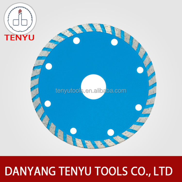 Jiangsu danyang manufacture 14 inch diamond saw blade granite