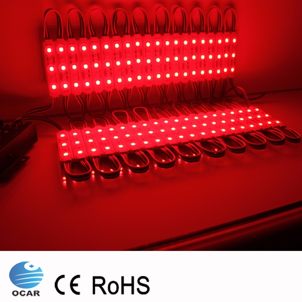 3 chips 5050 led smd mini module for Signage