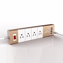 new innovative household products power socket desk mounted,extension multi Socket