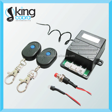 Car alarm remote control and immobilizer car gps tracker for vehicle