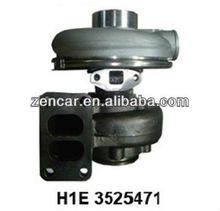 Application of Volvo turbocharger H1E 4881600