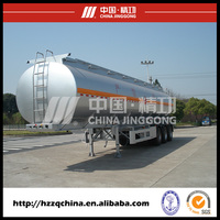Factory 46500L 3 Axles Aluminum Oil