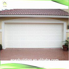 low price automatic security sectional overhead garage Doors