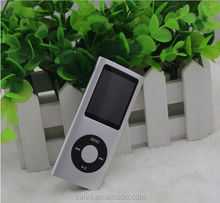 Colorful Mini Mp3 Player with 1.8inch LCD Screen, FM Radio, Games , G-sensor, Movie Player