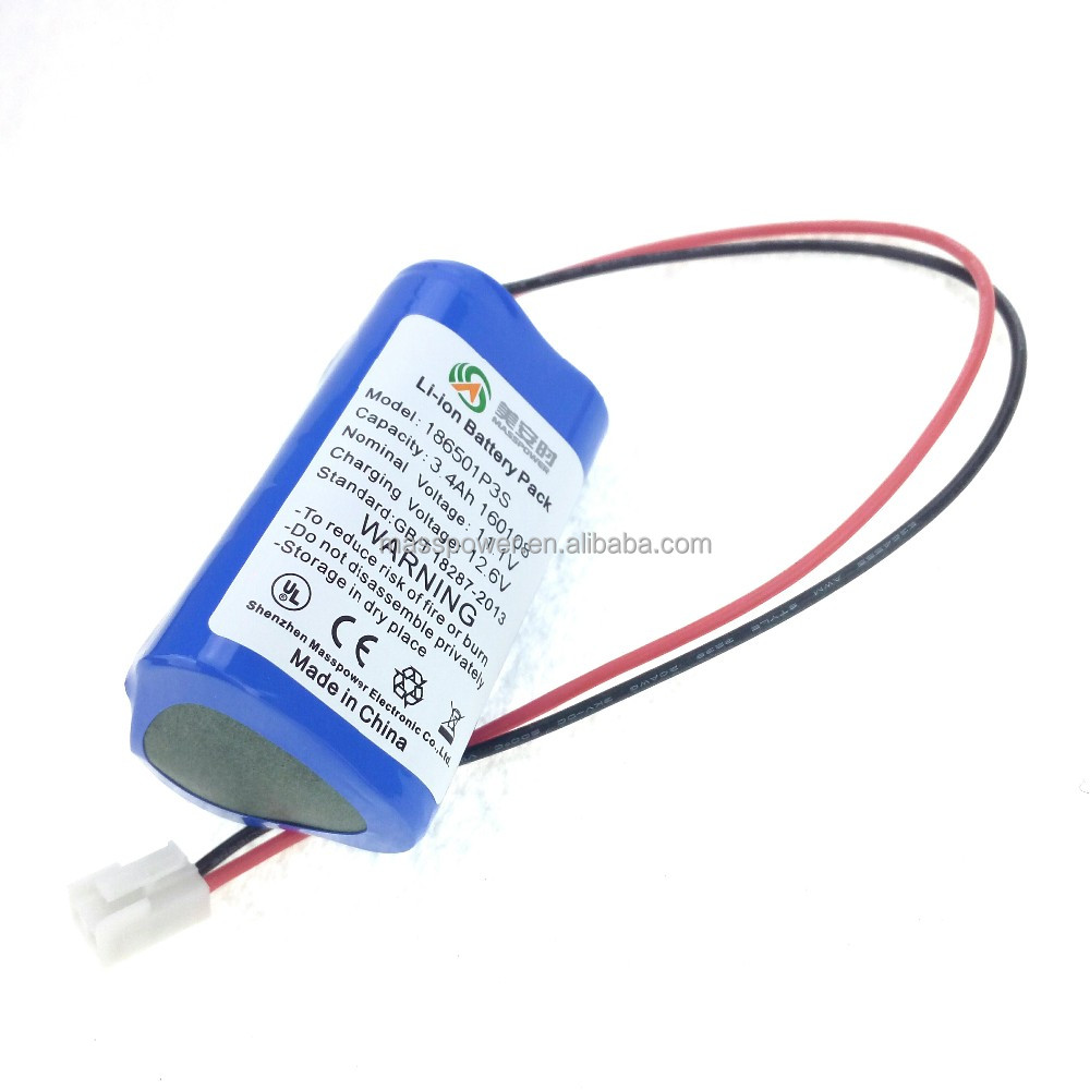High quality Li ion nmc Rechargeable 18650 replacement battery