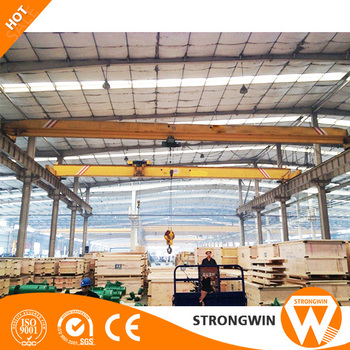 boat lifting a-frame single girder electric mini gantry crane china
